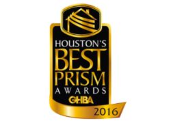 Award for GHBA Houston's Best Custom Builder