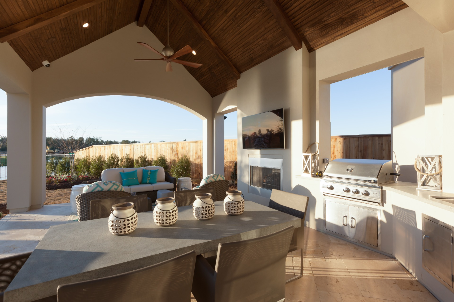 Shadow Creek Reserve Custom Homes in The Woodlands